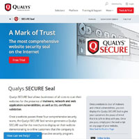 Qualys Secure Seal image